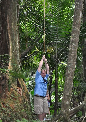 realjoy Bill in the jungle