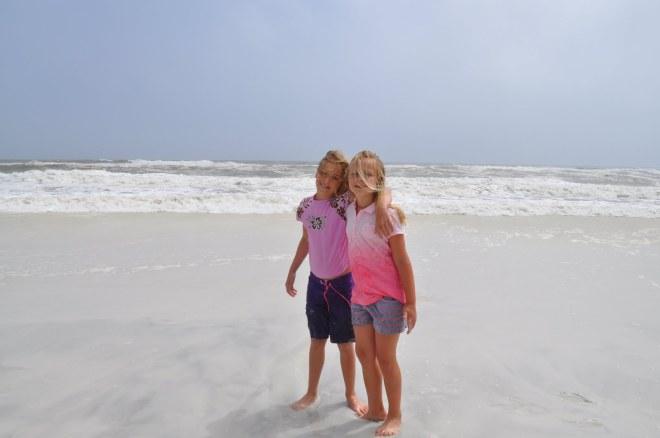 realjoyAbbi and morgan beach 2